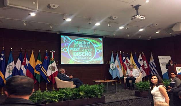 México es sede del Parlatino con Encuentro de medios legislativos de AL