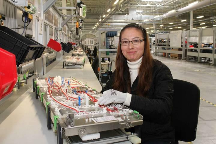 Tlaxcala, referente nacional en el sector automotriz