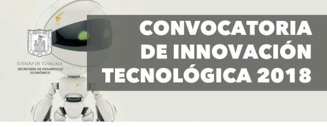 Convocan a concurso de innovación tecnológica 2018