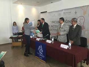 Capacita Sedeco a mujeres emprendedoras de Tlaxcala