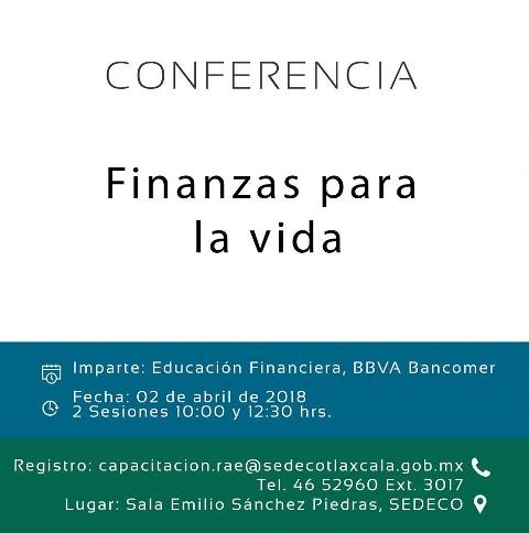 Darán Sedeco capacitación sobre educación financiera