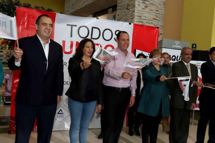"Inician actividades del ""Buen Fin"" en Tlaxcala"