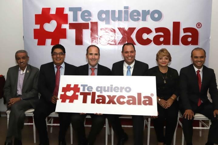 """Entrega IMPI registro de marca """"Te Quiero Tlaxcala"""""""