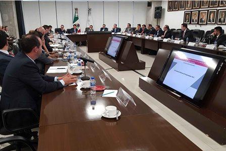 Asiste titular de Sedeco a reunión para la competitividad de Mipymes