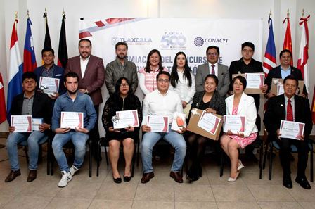 Premian a ganadores del concurso de Innovación Tecnológica 2019