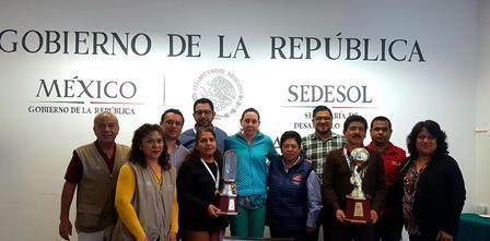 Logra equipo de Tlaxcala segundo lugar en voleibol