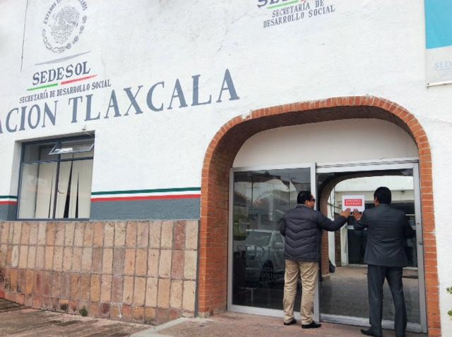 Funcionaria de la Sedesol Tlaxcala niega becas Por el Temblor