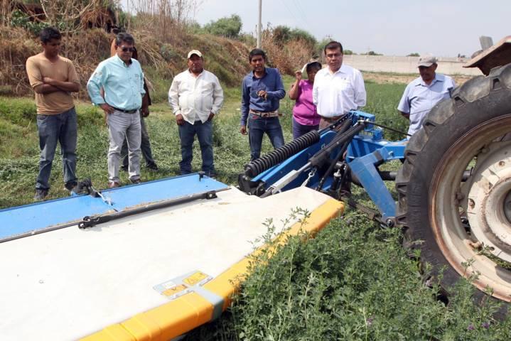 Fortalece SEFOA lechería familiar en tlaxcala con asistencia técnica