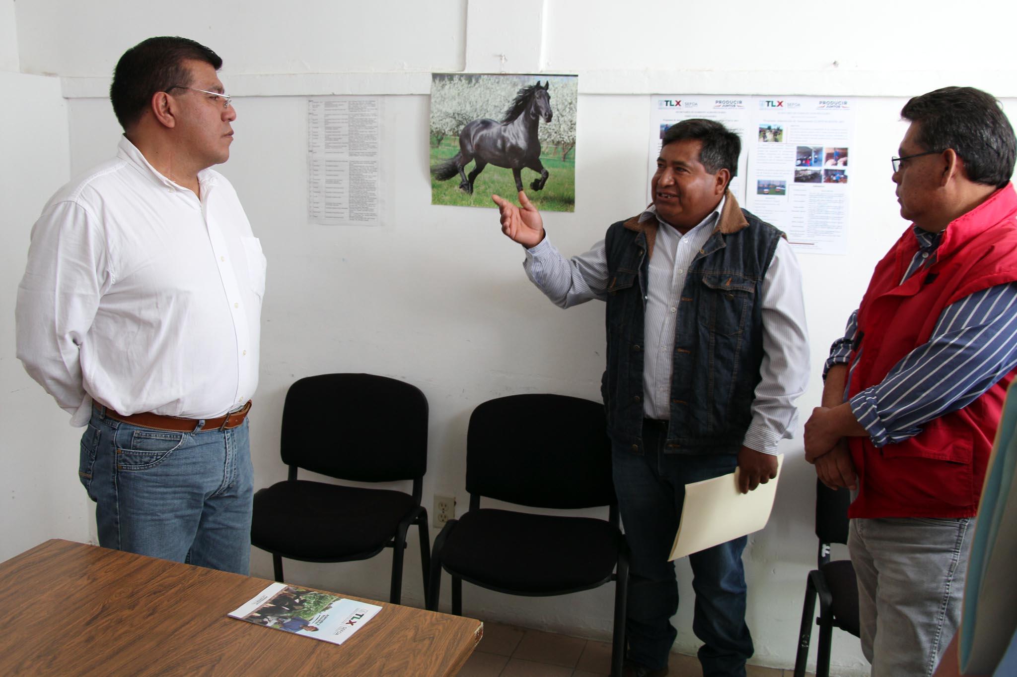 Facilita Sefoa expedición de permisos para traslado de animales