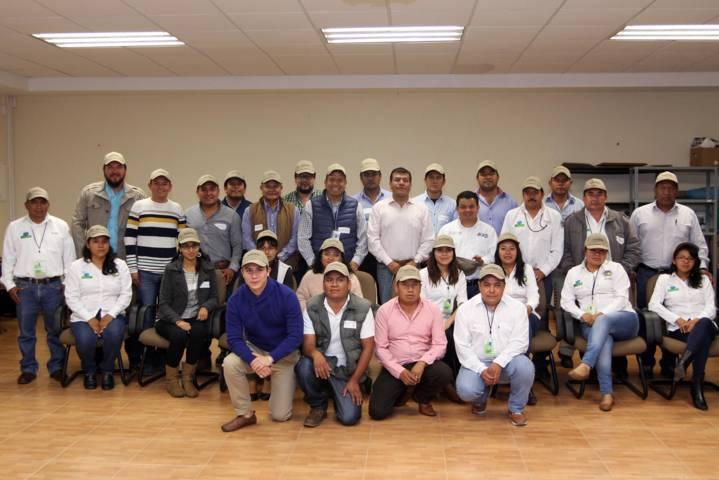 Capacitan SEFOA y Sagarpa a agencias de desarrollo rural