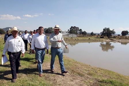 Sefoa promueve capacitación de agua para mejorar producción