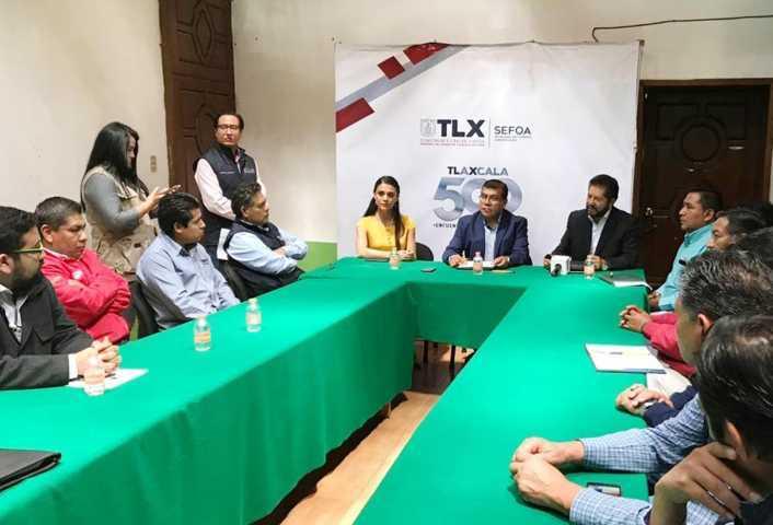 Trabajan Sefoa e ITEA para combatir rezago educativo entre productores de Tlaxcala