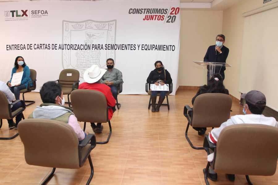 Respalda Sefoa a productores para mejorar genética del ganado en Tlaxcala