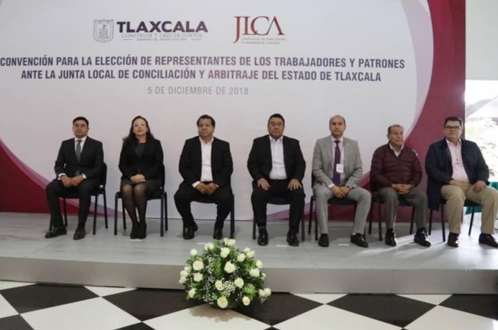 Eligen a representantes de los trabajadores ante la Junta Local de Conciliación y Arbitraje