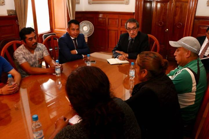 Ratifica SEGOB apoyo a familiares de jóvenes desaparecidos en Oaxaca