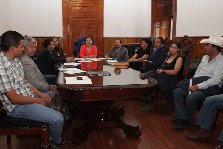 Logra SEGOB acuerdos entre autoridades y habitantes de Hueyotlipan
