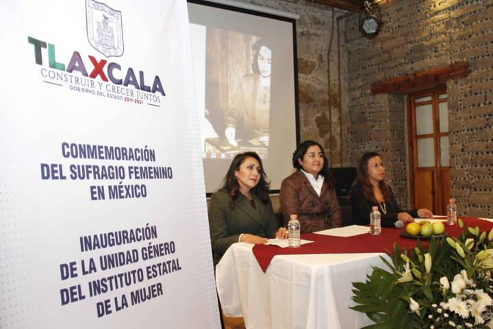 Inauguran unidad de género del Instituto Estatal de la Mujer