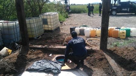 Asegura SEGOB que en Tlaxcala bajó el robo de combustible