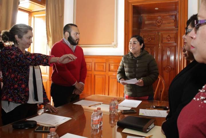 Coordina SEGOB estrategias por la igualdad de género en Tlaxcala