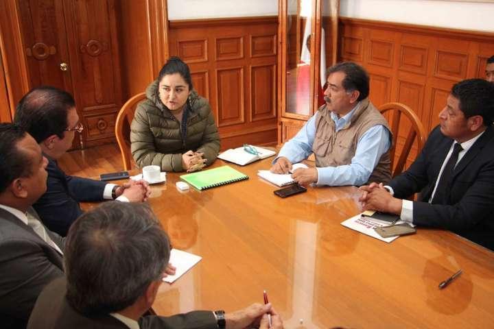 Segob y dependencias coordinan esfuerzos para la Huamantlada 2017