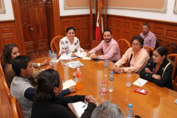 Logra Segob acuerdo entre autoridades de Hueyotlipan