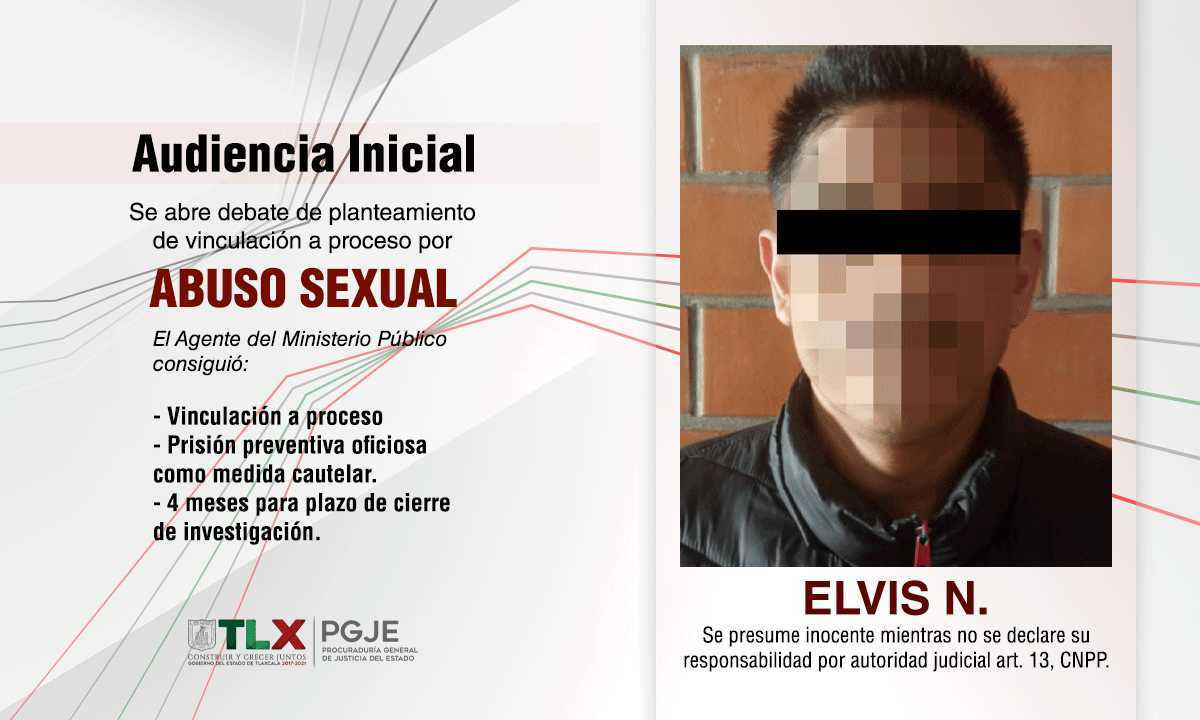 Detienen a otro violador de menores tlaxcalteca, abusó de su propia hija