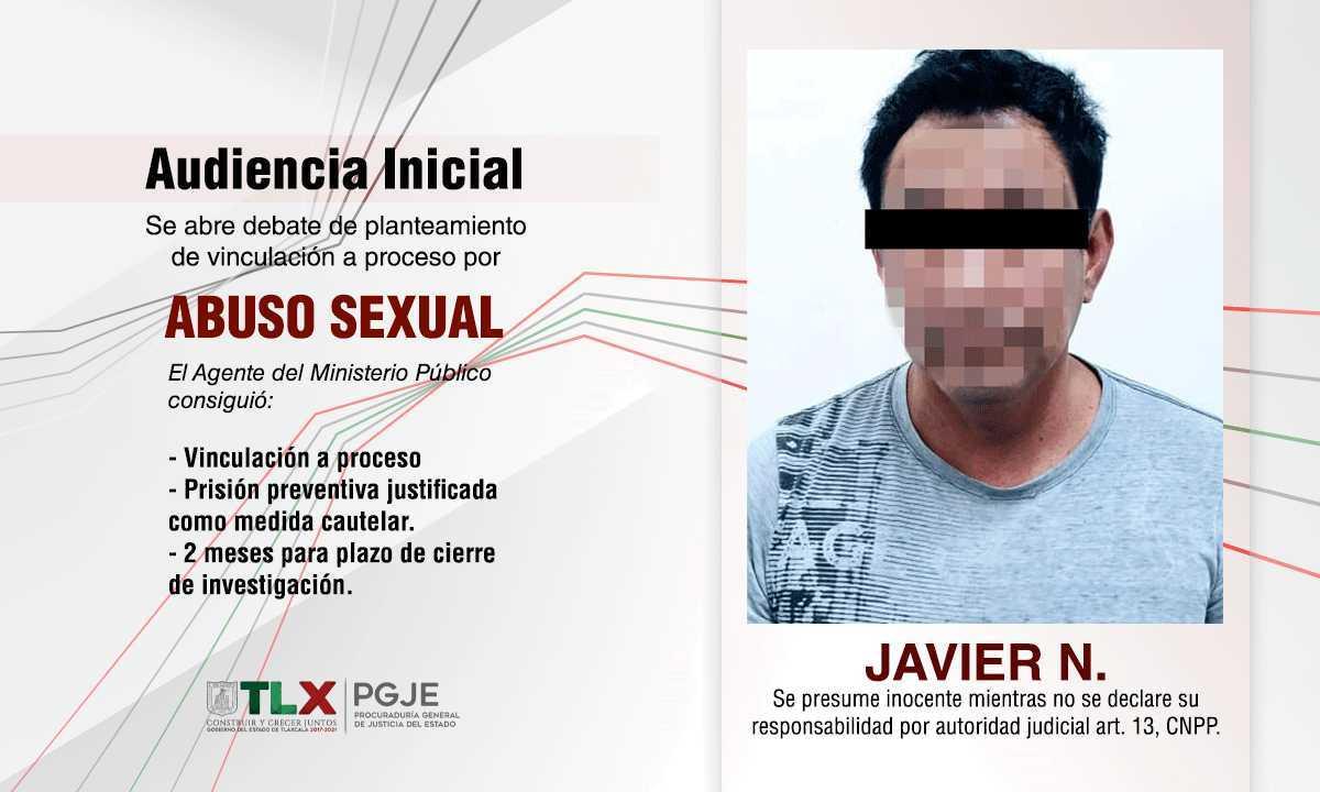 Procede denuncia contra violador por abusar de la hija de su pareja