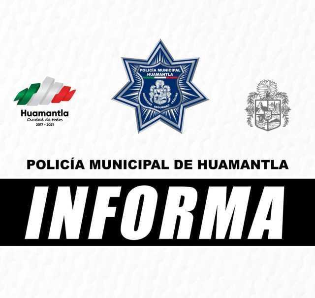 Policía municipal activa protocolos de seguridad por suceso en los Volcanes II