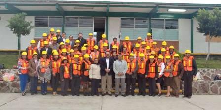 Entregó CECyTE-EMSaD equipo de seguridad para brigadas de emergencia