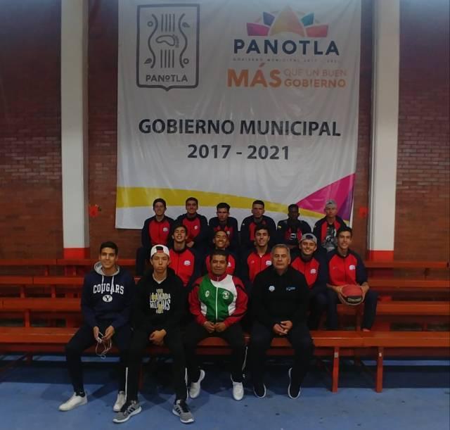 Todo listo en Panotla para el Tour Latinoamericano de Basquetbol