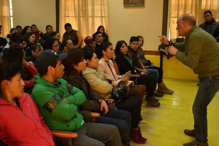 La 5ta Semana Nacional del Buen Trato llego a Huamantla