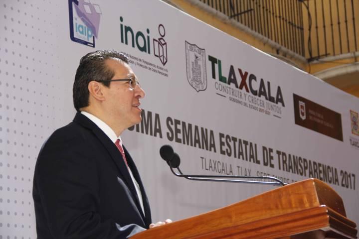 La transparencia debe avanzar a un siguiente paso: Marco Mena