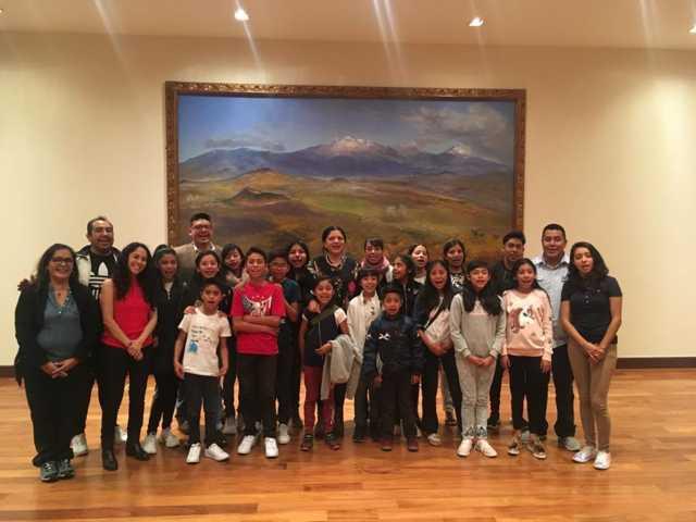 Niños y niñas talentosos representarán a Tlaxcala en Nueva York