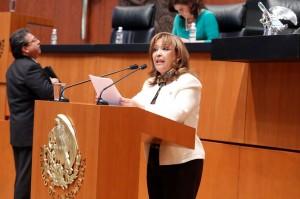 Lorena Cuéllar a favor de implementar protocolos de justicia para personas con discapacidad