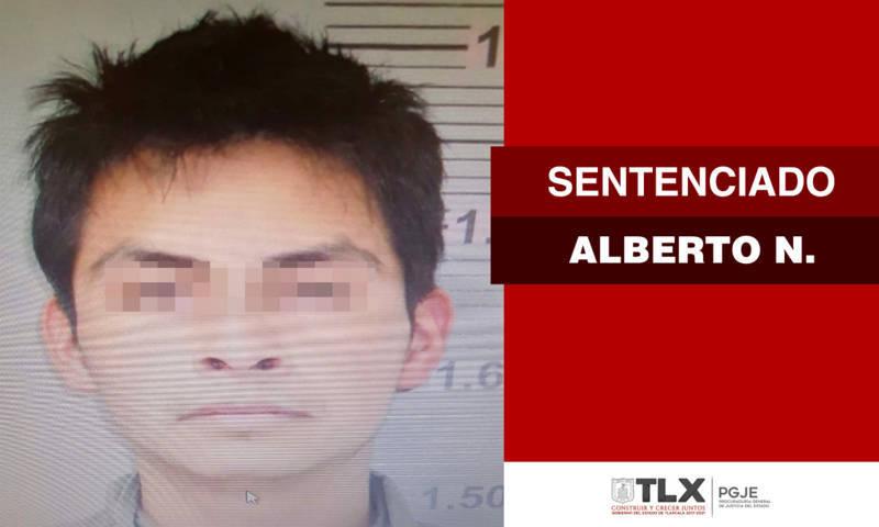 Logra PGJE sentencia condenatoria de 22 años de prisión por homicidio