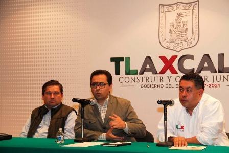 Regresarán mañana a clases 75% de las escuelas de Tlaxcala
