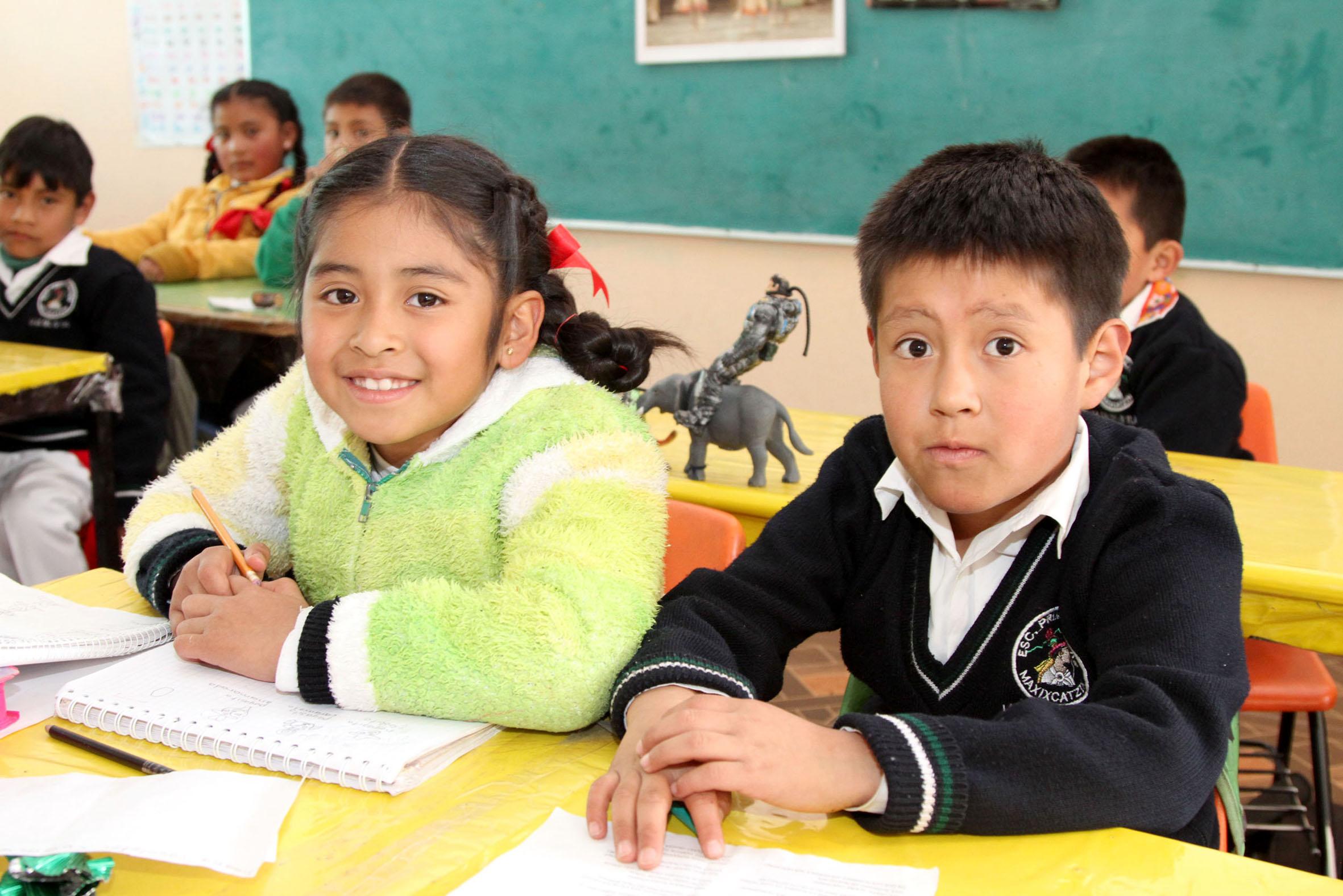 Organiza SEPE concurso de narraciones de niños y niñas indígenas y migrantes