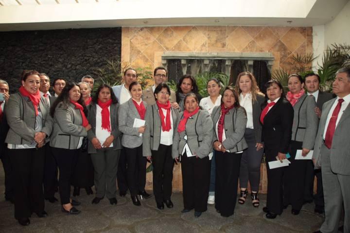 Inauguran SEPE y SEGOB curso-taller sobre equidad de género para docentes y alumnos