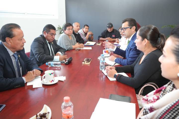 Desahoga SEPE-USET reunión de trabajo con la Sección 31 del SNTE y su delegación D-III-1