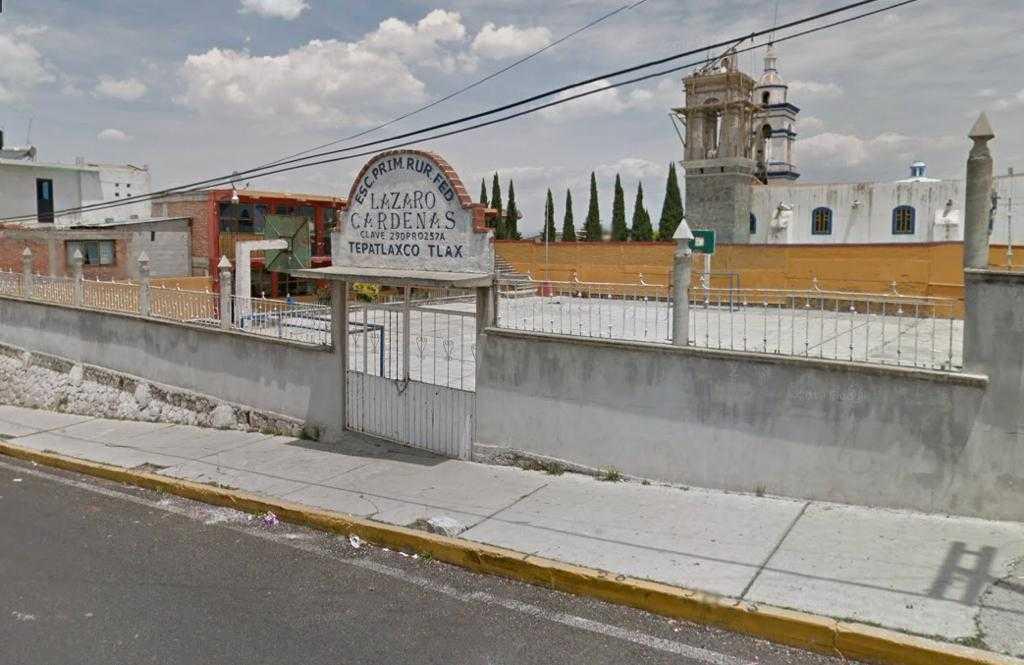 Reportan SEPE-USET e ITIFE escuela con daños severos