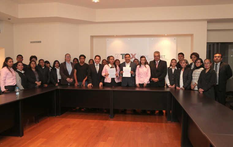 Alcanzan SEPE y normalistas acuerdo a favor de la escuela normal rural Licenciado Benito Juárez