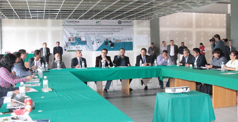 Buscará Tlaxcala fortalecer vinculo entre universidades y empresas poblanas