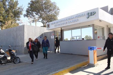 Han regresado a clases 297 mil estudiantes de Tlaxcala: SEPE