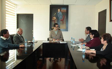Estrechan trabajo conjunto SEPE y Consejo Estatal de Participación Social