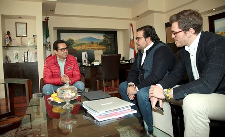 Establecen acercamiento con Instituto Iberoamericano de Movilidad Internacional