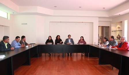 Sostienen supervisores y jefes de sector reunión de trabajo