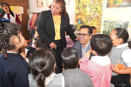 Reconocen labor de educadoras en favor de infantes