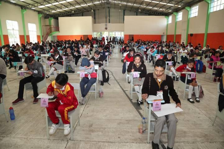 Organiza SEPE segunda etapa eliminatoria para la Olimpiada Mexicana de Matemáticas