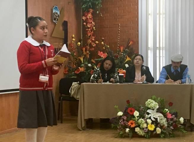 Participan 370 alumnos en demostración estatal de lectura, inglés y matemáticas