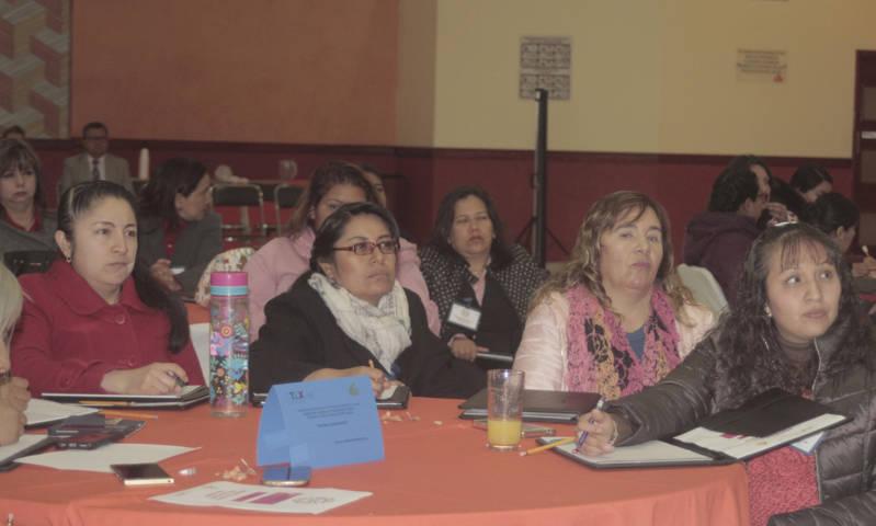 Capacita USET a más de 200 agentes educativos de educación inicial